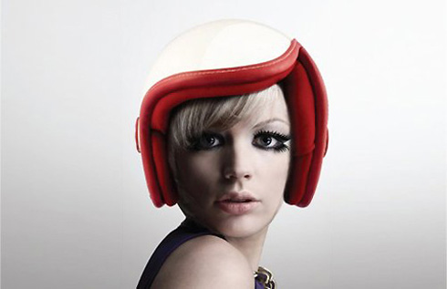 Luxy Vespa Helmet