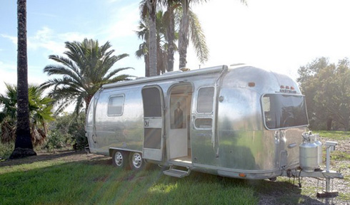 Luxury Airstream
