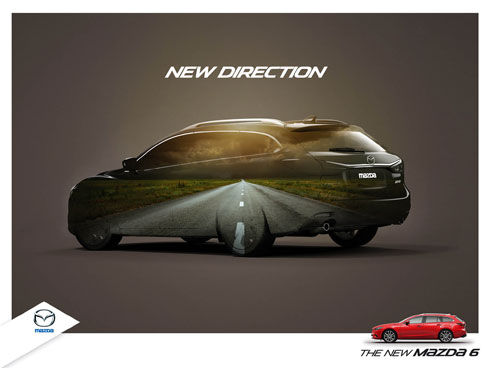 Mazda - New Direction