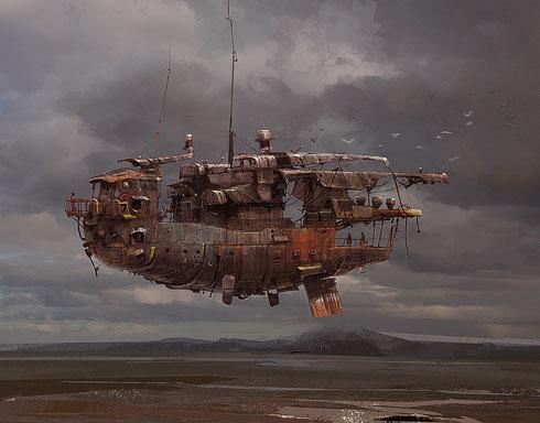 Skyships