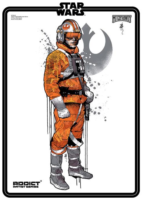Mitchy Bwoy Star Wars