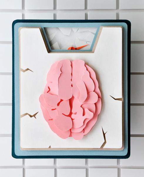 Papercut Brain