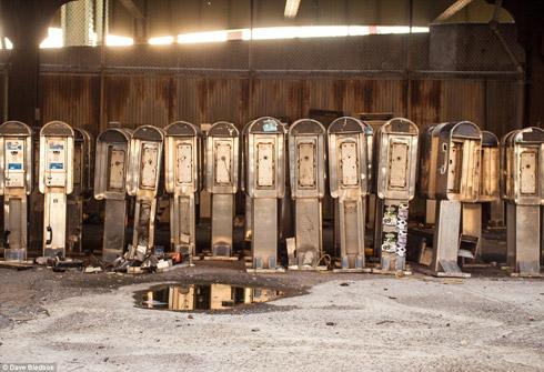 Payphone Graveyard