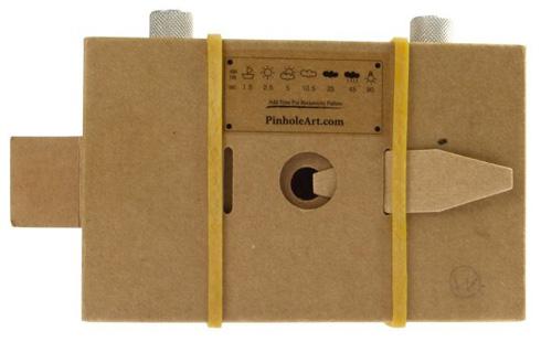 Paper Pinhole