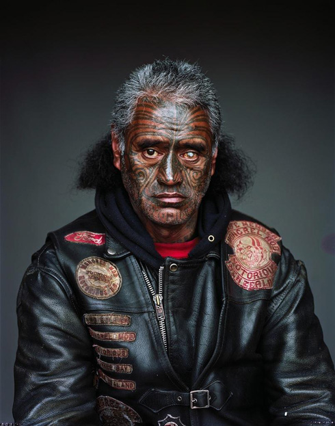 New Zealand's Mighty Mongrel Mob