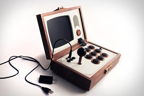R-Kaid-R - Wooden Arcade Gaming