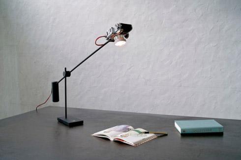 Cameras Reborn as Lights