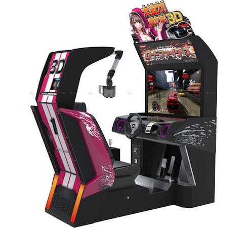 Arcade 3D