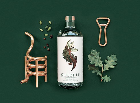 Seedlip - Distilled Non-Alcoholic Spirit