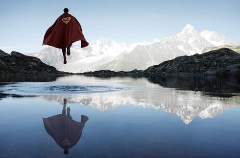 Sombre Superheroes