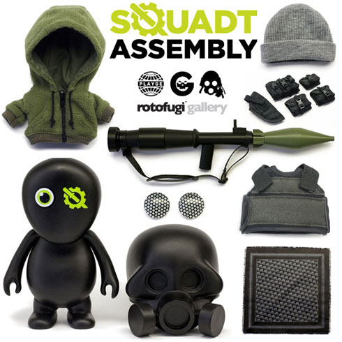 Squadt Assembly
