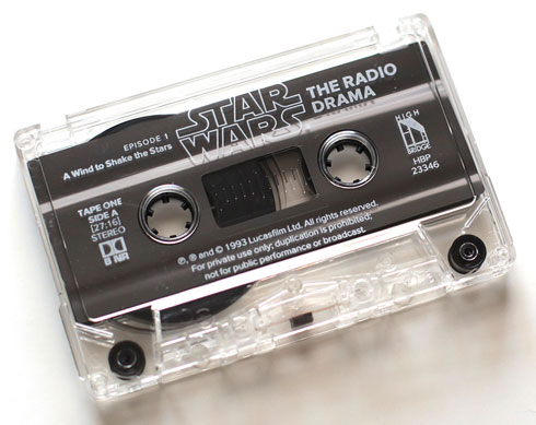 Star Wars Radio Drama - Proxima Nova Font