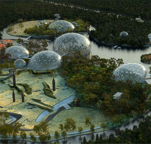 Stunning Zoo Architecture