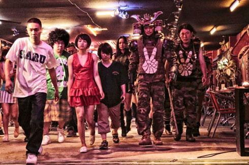 Tokyo Tribe - Japanese Hip Hop Musical