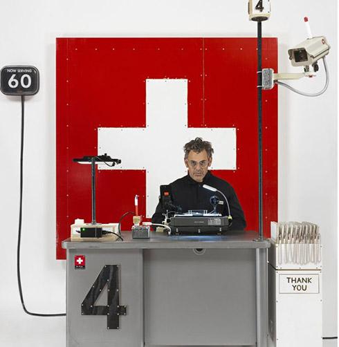 Artist sells Swiss Passports in UK ahead of Brexit
