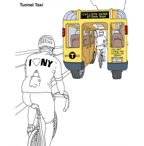 Tunnel Taxi