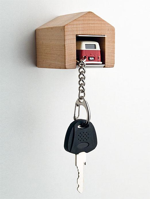 VW Camper Van Key Holder