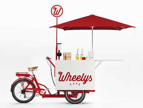 Wheelys Cafe Bicycles