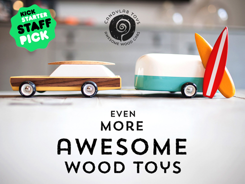 Awesome Wood Toys